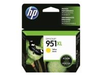 HP 951XL Yellow Original Ink Cartridge - High Yield 1500 Pages - CN048AE