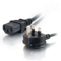 C2G, 10m 16 AWG Universal Power Cord (IEC320C13 to BS 1363)