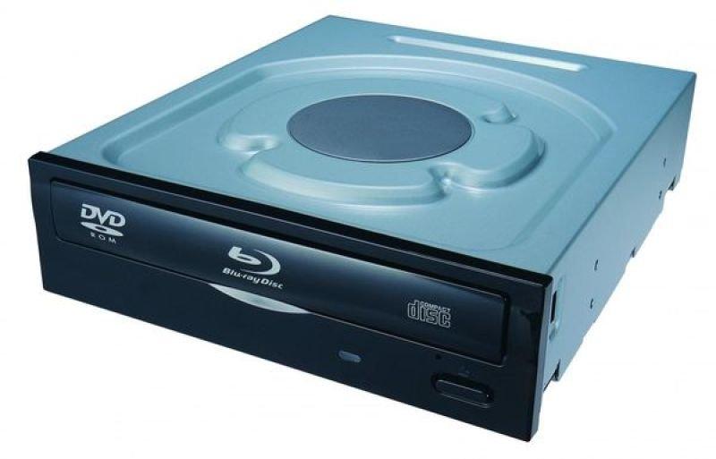 LiteOn iHOS104 4x BD-ROM SATA Blu-Ray Drive - OEM Black