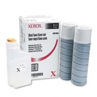 Xerox 006R01046 Original Black Toner Cartridge And Waste Toner Bottle