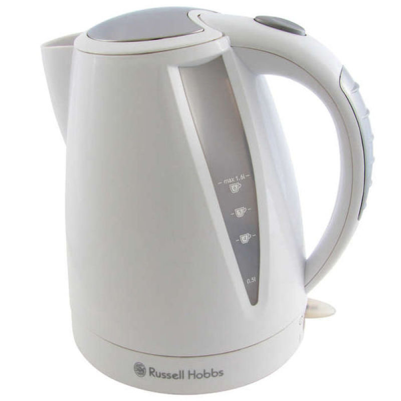 Russell Hobbs 15075 Buxton White Jug Kettle