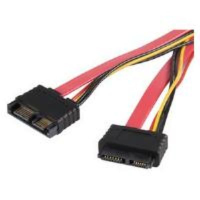 Startech Slimline SATA Extension Cable 0.5m