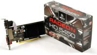 XFX HD 5450 Heatsink 1GB DDR3 VGA DVI HDMI PCI-E Graphics Card