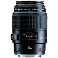 Canon EF - Macro lens - 100 mm