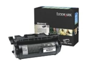 Lexmark X644H11E High Yield Black Toner 21000 Pages