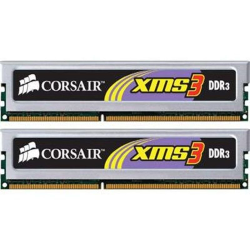Corsair 4GB DDR3 1333MHz XMS3 Memory