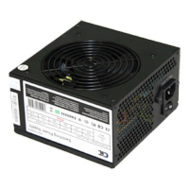 Image of CIT 850W Black Edition PSU 12cm Dual 12v CE PFC Model 850UB
