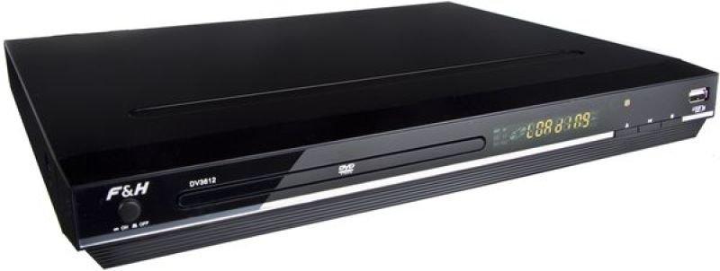 Foehn & Hirsch HDMI Upscaling DVD player 1080P