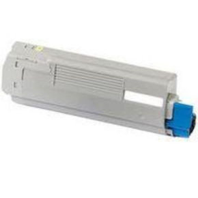 OKI - Toner cartridge - 1 x cyan - 2500 pages for C3520/3530/MC350