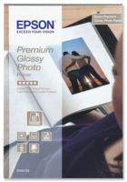 Epson Premium Glossy Photo Paper 100 x 150 mm 255gsm 40 Sheets