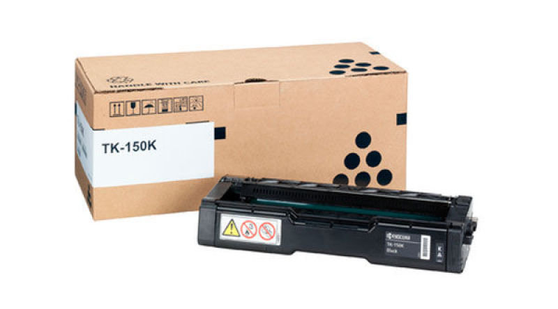 Kyocera TK 150K Black Toner cartridge
