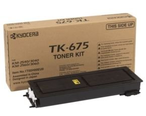 Kyocera TK-675 Black Toner cartridge