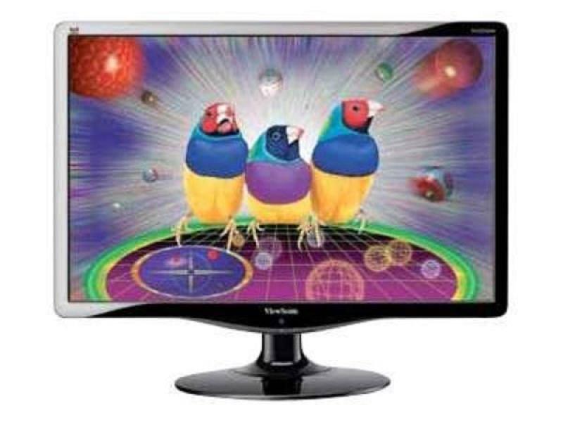 Viewsonic Va2232w LCD LED 22&quot DVI Monitor