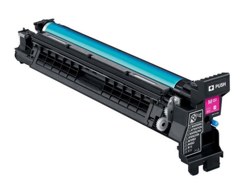 Konica Minolta Magenta Printer imaging unit ( 220 V )