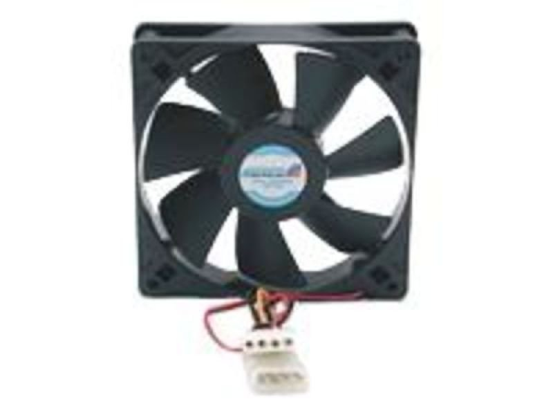 StarTech 120x25mm Dual Ball Bearing Case Fan w/ LP4 Connector