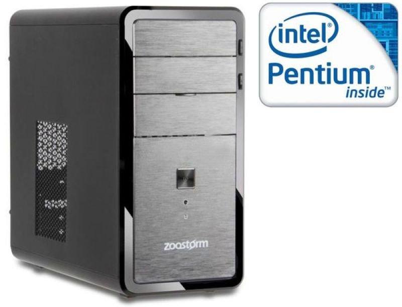 Zoostorm Pentium No OS Desktop PC