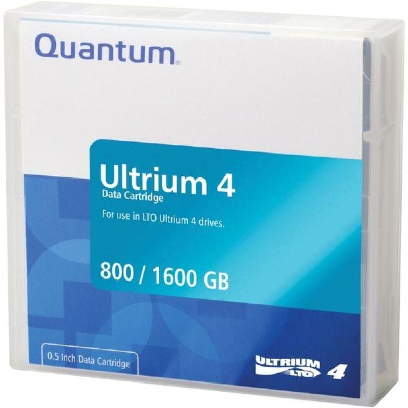 Quantum LTO-4 Ultrium 800-1600GB Backup Media Tape