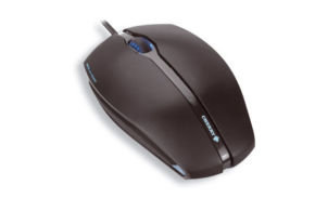 Cherry Gentix Corded Optical Illuminated Mouse - Wired USB