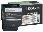 Lexmark C540 High Yield Black Toner - 2,500 Pages