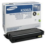 *Samsung CLT-K5082L Black Toner Cartridge - 5,000 Pages