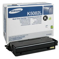 Samsung CLT-K5082L Black Toner Cartridge - 5,000 Pages