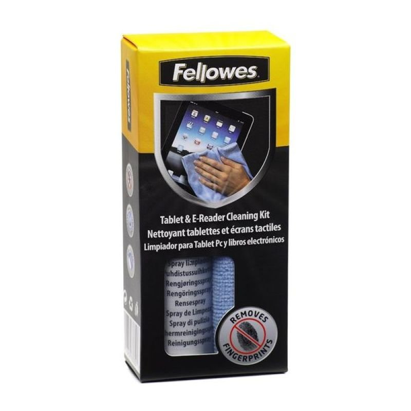 Image of Fellowes Tablet & E Reader Cleaning Kit