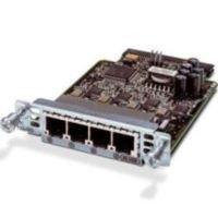 Cisco Voice / fax module plug-in module / 4 analog port(s)