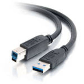 C2G  USB 3.0 A Male to B cable 3m Black