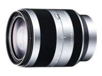 Sony SEL18200 - Zoom lens - 18 mm - 200 mm - f/3.5-6.3 OSS - Sony E-mount