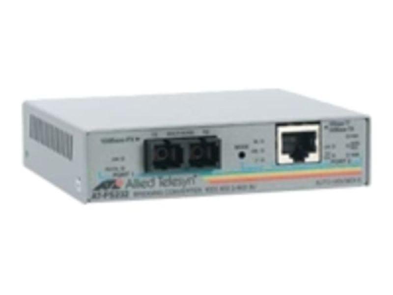 Allied Telesis AT FS232 Media converter