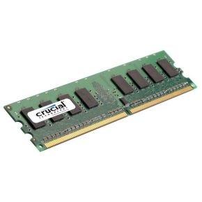 Crucial 4GB DDR2 667MHz Memory