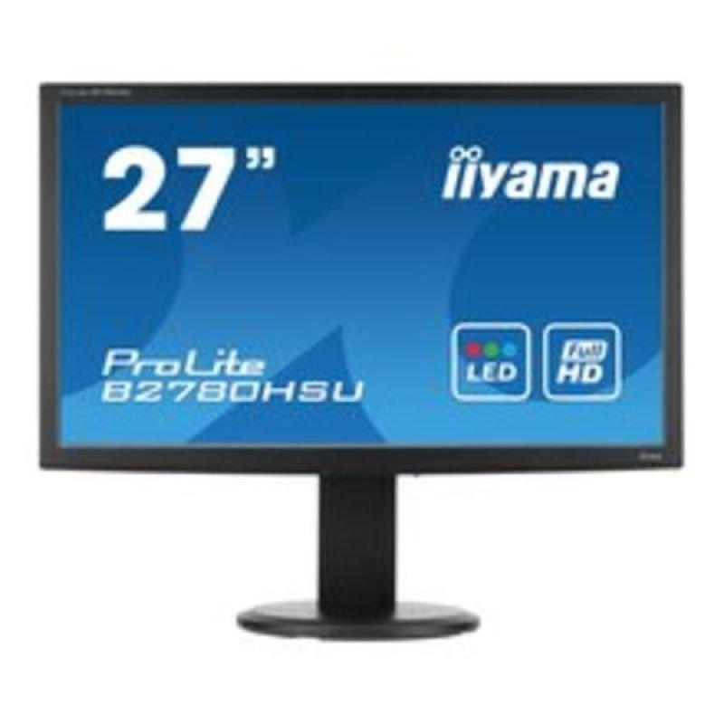 "IIyama B2780HSUB LED LCD 27"" HDMI Monitor"