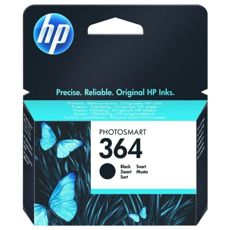 HP 364 Black Ink Cartridge - CB316EE