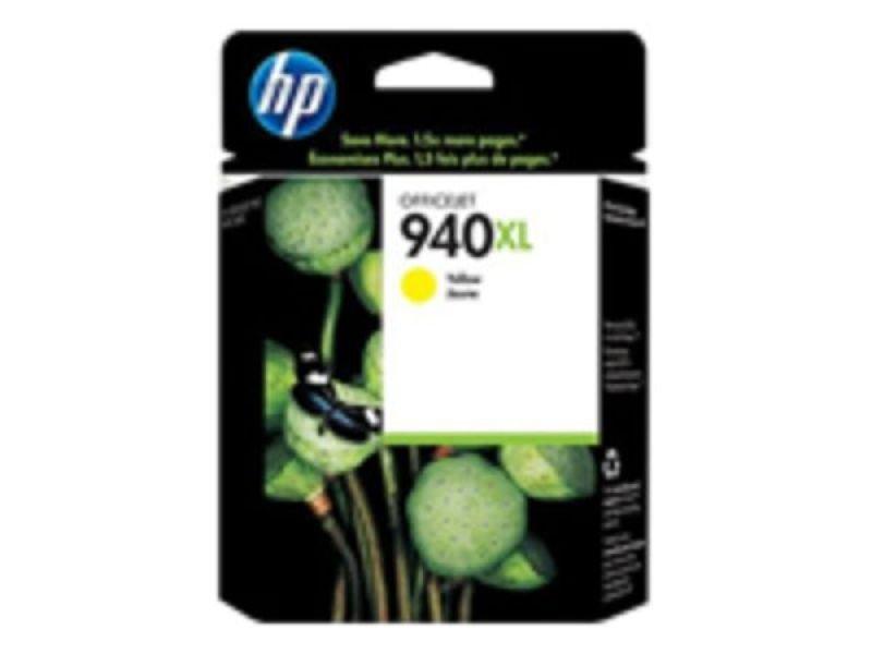 HP Cart 940XL Officejet Yellow- Blister