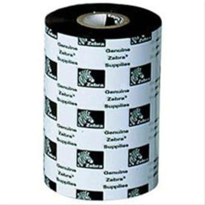 Zebra 2300 Wax Print Ribbon 110mm x 74 m