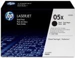 HP 05X Black Toner Cartridge