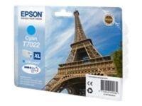 Epson T7022 Ink Cartridge. High Capacity Cyan