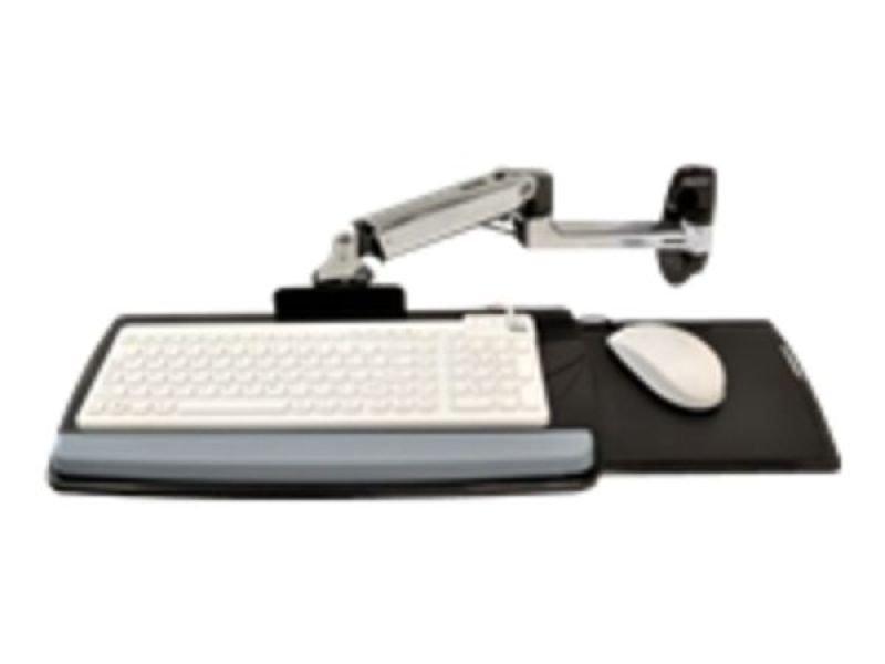 Ergotron 45-246-026 Lx Wall Mount Keyboard Arm