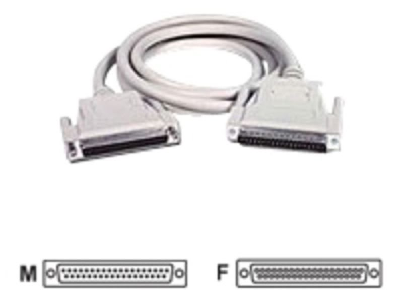 C2G, DB37 M/F Extension Cable, 2m