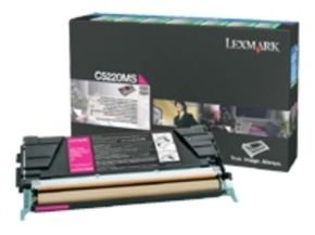 Lexmark Toner cartridge 1 x magenta- 3000 pages