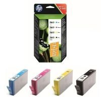 HP 364XL Photo Combo Colour Ink Cartridge/ Paper kit