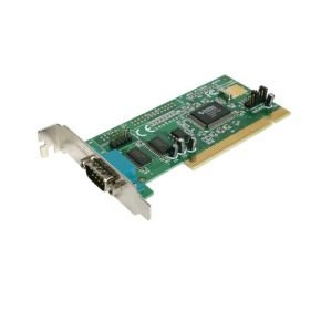 StarTech.com 2 Port PCI Low Profile RS232 Serial Adapter Card with 16550 UART