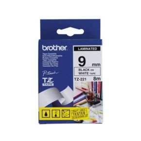 Brother TZe 221 Laminated adhesive tape