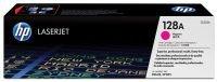 HP 128A Magenta Toner Cartridge - CE323A