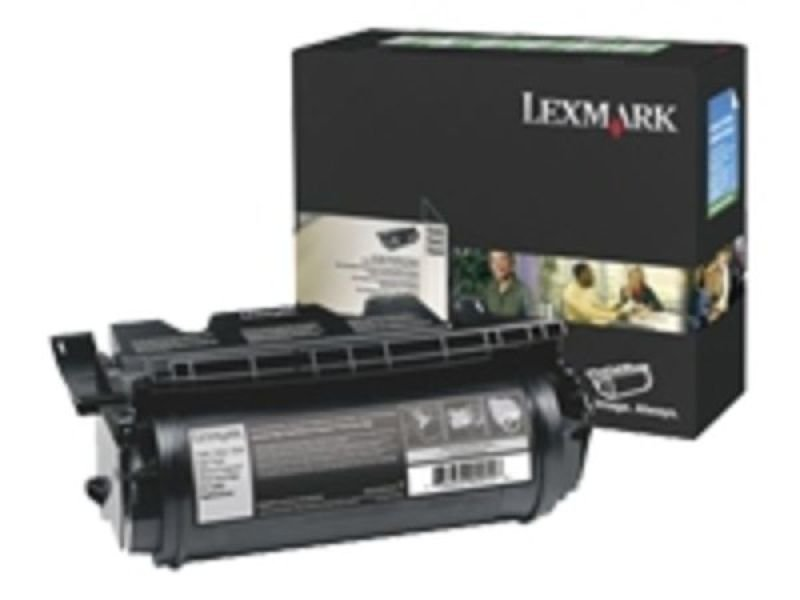 Lexmark Black High Yield Return Program Toner Cartridge 0064004HE