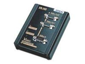 Aten 2 Port Vga Splitter (250mhz) Compact Size(100x75x20 Mm_lxwxh)