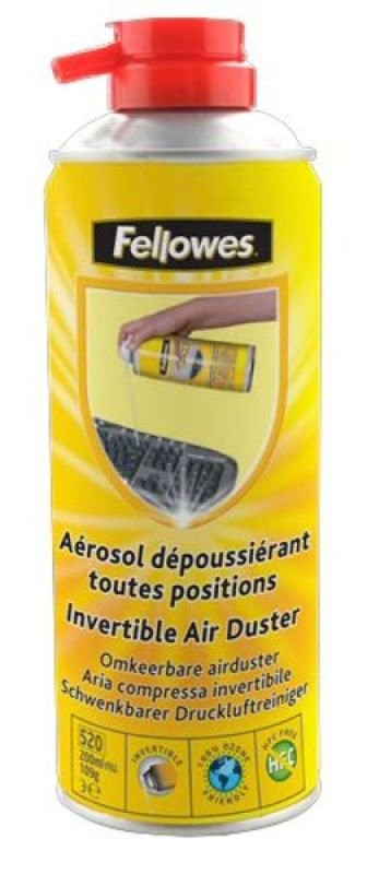 Fellowes Hfc Free Invertible Air Duster  200ml