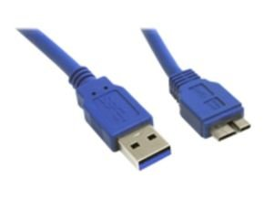 StarTech.com SuperSpeed USB 3.0 Cable A to Micro B 0.9m