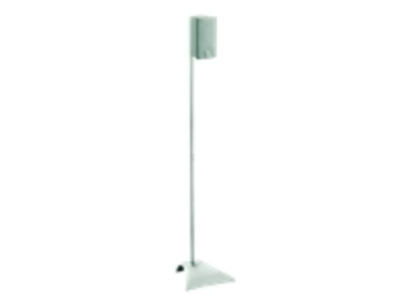 VogelS Original Series Loudspeaker Floor Stands Loudspeaker Stand (Silver Colour)