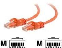 C2G, Cat6 550MHz Snagless Patch Cable Orange, 2m